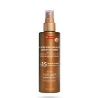 Lait Solaire Spray Multifonctions - SPF15