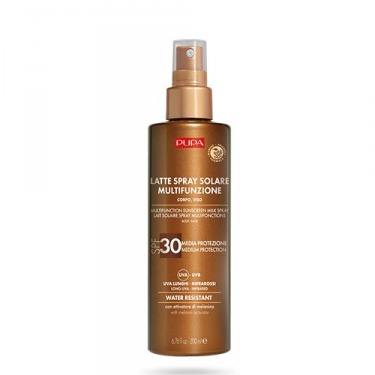 Lait Solaire Spray Multifonctions - SPF30
