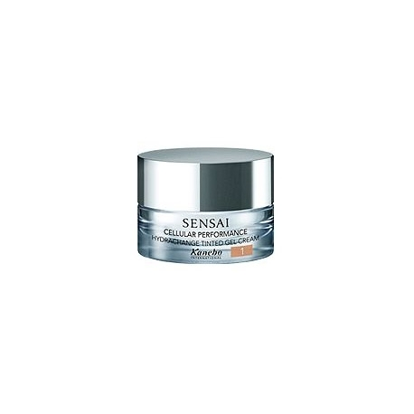 Kanebo Sensai Cellular Performance - Hydrachange Gel Crème Teinté 40ml