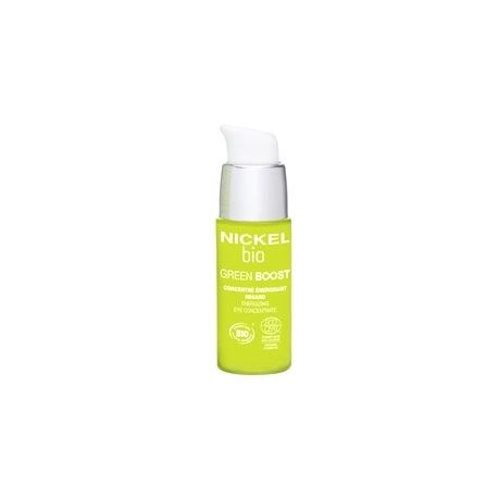 Nickel Green Boost - Concentré Energisant Regard 15ml