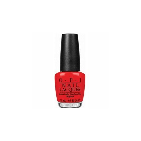 OPI Vernis à Ongles NLH42 - Red My Fortune Cookie 15ml
