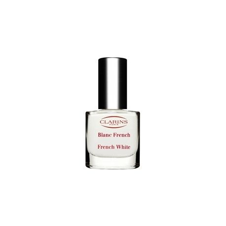 Clarins Ongles - Vernis à ongles Blanc French 10ml