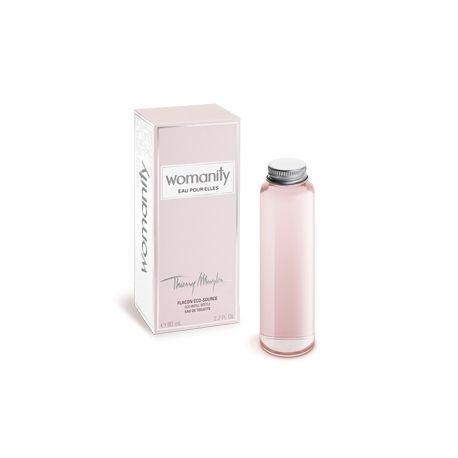 - Thierry Mugler - Womanity Eau Pour Elles Flacon Eco Source 80ml