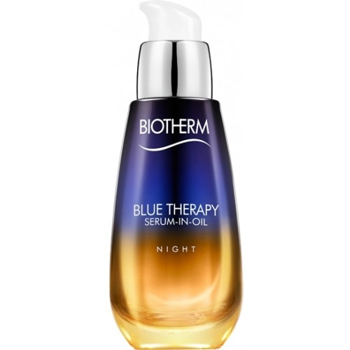 Blue Therapy Serum in Oil - Nuit Toutes Peaux