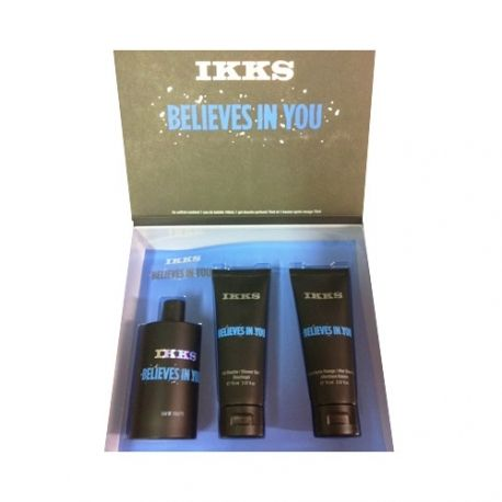 Coffret Believes in You - 2 Produits + Eau de Toilette