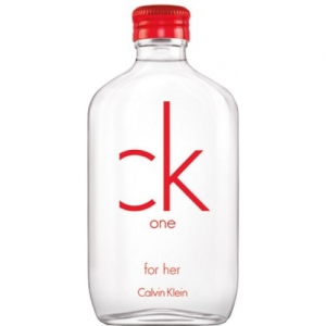 CK One Red Edition For Her - Eau de Toilette