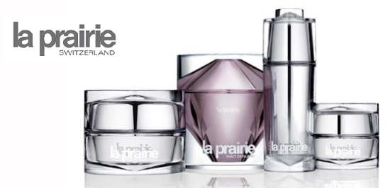 La Prairie Collection Platine