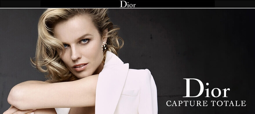 Soin Dior Global Anti Age et Perfection Capture Totale