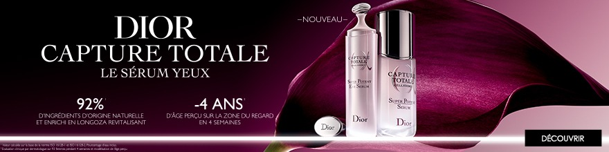 Soin Dior Capture Totale Super Potent serum yeux