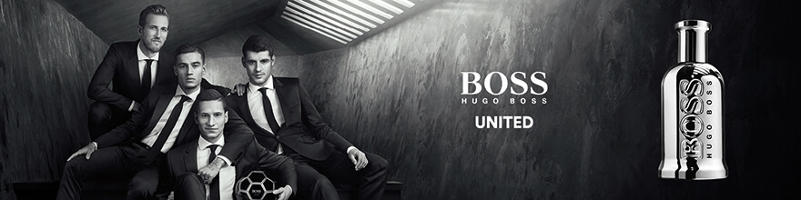 Nouveau parfum Boss Bottled United eau de toilette