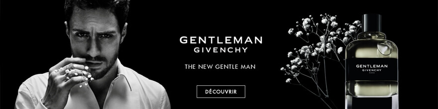 Givenchy The New Gentleman une nouvelle intensité
