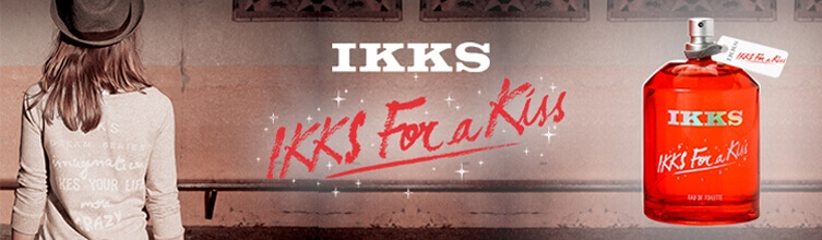 IKKS For a Kiss