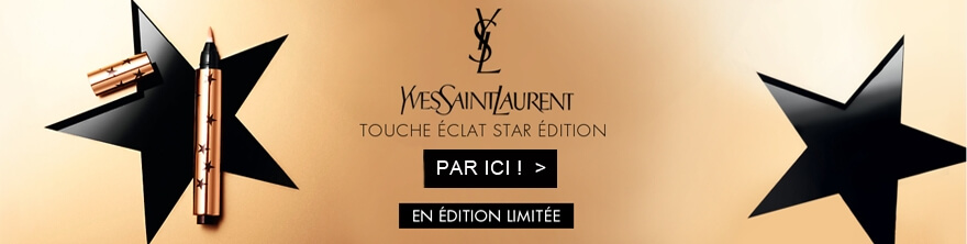 Yves Saint Laurent Maquillage du teint Touche éclat Star édition